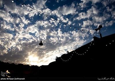 حال و هوای تهران در ایام عید غدیر