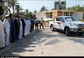 30 میلیارد تومان تجهیزات و بستههای حمایتی در قالب نهضت خدمت علوی در استان بوشهر توزیع شد