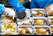 گزارش| عیدانه بیسابقه موکبهای اربعین به مردم لرستان / اطعام 150 هزار نفری نیازمندان+تصاویر