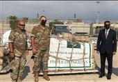 ارسال کمکهای انسان دوستانه مردم پاکستان به لبنان