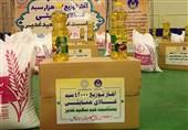 """آغاز مرحله دوم """"رزمایش کمک مؤمنانه"""" در استان بوشهر به روایت تصاویر"""