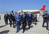 سفر معاون رئیس جمهور و وزیر خارجه ترکیه به لبنان