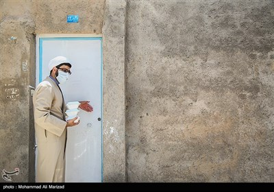 پخت و توزیع 30 هزار غذا به مناسبت عید سعید غدیر - قم