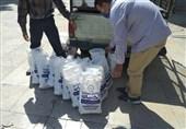 توزیع 2000 پرس غذای گرم بین نیازمندان شهر کرج+ تصاویر