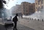 حمایت آشکار آمریکا از تحرکات ساختارشکنانه برای براندازی دولت در لبنان