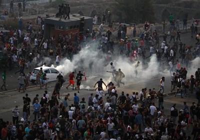 شب ناآرام بیروت/ حمله مهاجمان به چندین وزارتخانه / درخواست ارتش برای حفظ آرامش +فیلم و عکس