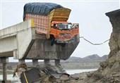 سیل و خرابیهای ناشی از بارانهای موسمی به ایالت بلوچستان پاکستان رسید