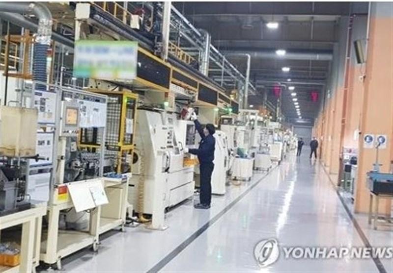 شاخص اعتماد به فضای کسب و کار در کره جنوبی با موج جدید کرونا کاهش یافت