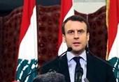 لبنان|تماس تلفنی ماکرون با رئیس جریان ملی آزاد