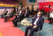 پیام تبریک علینژاد به رئیس فدراسیون تکواندو
