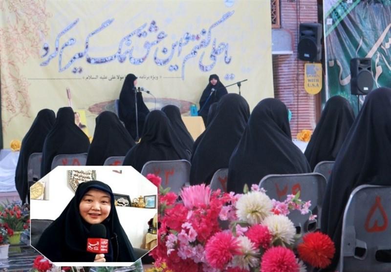 گزارش ویدئویی| روایت بانوی تازه مسلمانشده ژاپنی از دین اسلام / آرزویم شنیدن اذان بود / حضرت علی(ع) زندگیام را دگرگون کرد