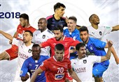 Six Iranian Players in ACL2018 'Dream Team'