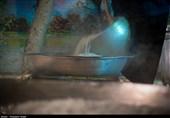 مراسم ضیافت علوی در مسجد امام خمینی اهواز به روایت تصویر