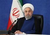 روحانی: المصادقة على الخطوط العریضة لمشروع بیع النفط وعرضه فی بورصة الطاقة