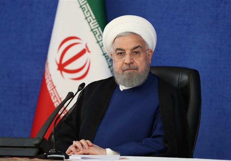 روحانی: کلیات طرح فروش داخلی نفت و عرضه آن در بورس انرژی در جلسه دیروز سران قوا تصویب شد