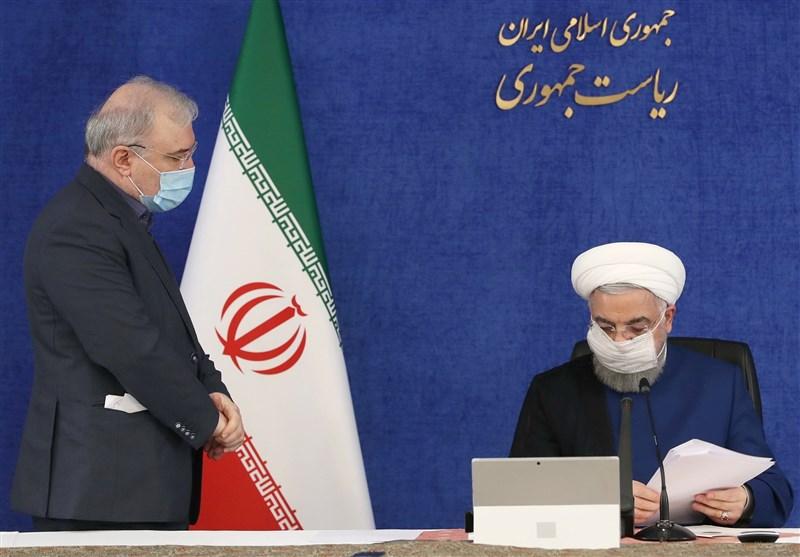 """وقتی """"ادعای دولت روحانی"""" درباره ارتباط عدم واردات واکسن با FATF افشا شد!/ شکستن سد واردات واکسن کرونا با آمدن دولت رئیسی"""