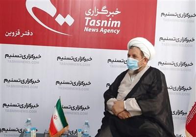 رئیس کل دادگستری استان قزوین: قطعا آبروی مسئولان خائن به خون شهدا خواهد رفت + فیلم