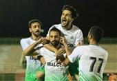 آلومینیوم اراک ذوب آهن اصفهان را با شکست بدرقه کرد