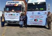 افتتاح پروژه آزمایشی کریدور ترانزیتی ایران-افغانستان- ازبکستان