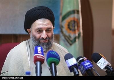 حجت الاسلام سید علیرضا ادیانی رئیس سازمان عقیدتی سیاسی نیروی انتظامی