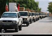سپاه توزیع 140 سری جهیزیه به نوعروسان گلستانی را آغاز کرد