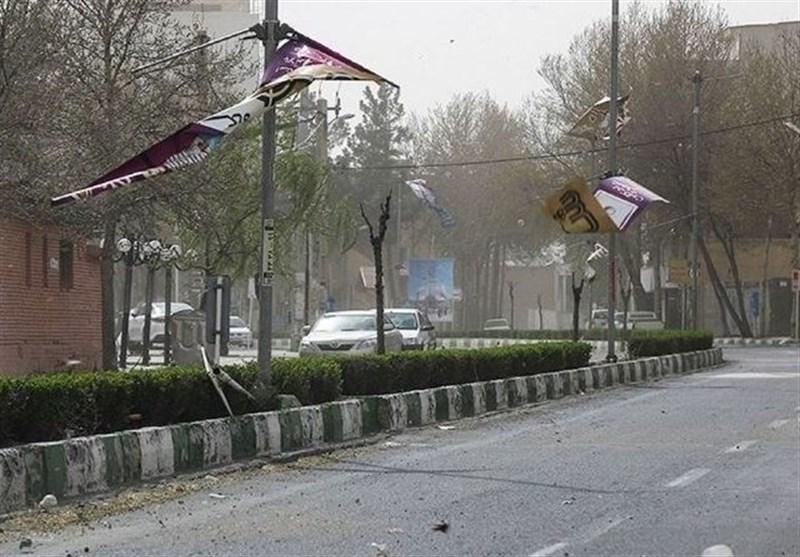 هشدار وزش باد شدید در استان اردبیل/ تمهیدات لازم برای جلوگیری از خسارات احتمالی اتخاذ شود