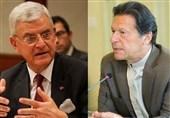 عمران خان خواستار مقابله سازمان ملل با اسلام هراسی شد