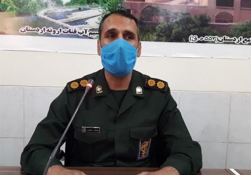قرارگاه حافظان سلامت اردستان با هفته بسیج فعالیت خود را آغاز کرد