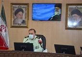 سردار آزادی: 728 کیلوگرم انواع مخدر در کردستان کشف شد/از انتقاد سازنده خبرنگاران استقبال میکنم