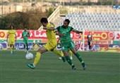 لیگ برتر فوتبال| ماشینسازی و پارس جنوبی با تساوی به رختکن رفتند
