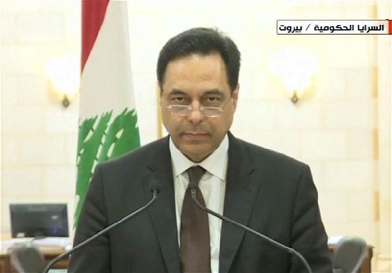 Lebanon President Accepts Govt. Resignation after Beirut Blast