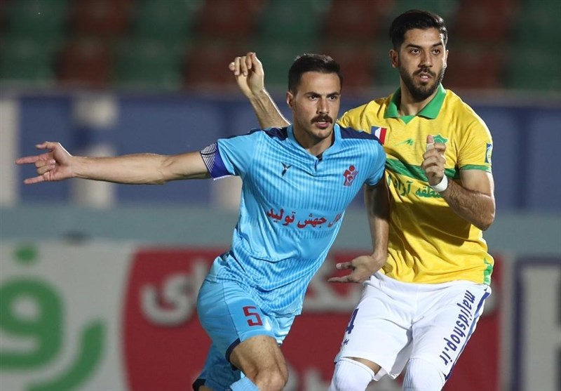 لیگ برتر فوتبال| پیکان و گلگهر با شکست رقبا، پارس جنوبی را به سقوط نزدیک کردند/ تراکتور و فولاد متوقف شدند