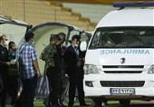 حاشیه دیدار شاهین - تراکتور| حمله عصبی الهامی را راهی بیمارستان کرد
