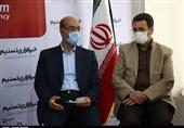 بازدید مدیران ارشد قزوین از دفتر تسنیم/ خبرگزاری تسنیم در عرصه حرفهای خوش درخشیده است