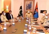 ملاقات فرمانده ارتش پاکستان با سفیر عربستان پس از افزایش تنشها