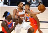 لیگ NBA| پیروزی لیکرز در ثانیه پایانی/ سانز، تنها تیم بدون شکست مرحله دوم