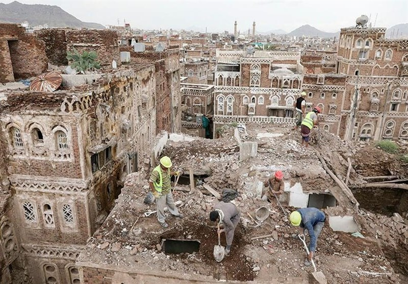 Yemen's UNESCO-Listed Old Sana'a Houses Collapsing in Heavy Rains