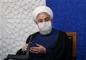 President Rouhani Highlights Importance of Cruise Missile for Iran's Defense Industry