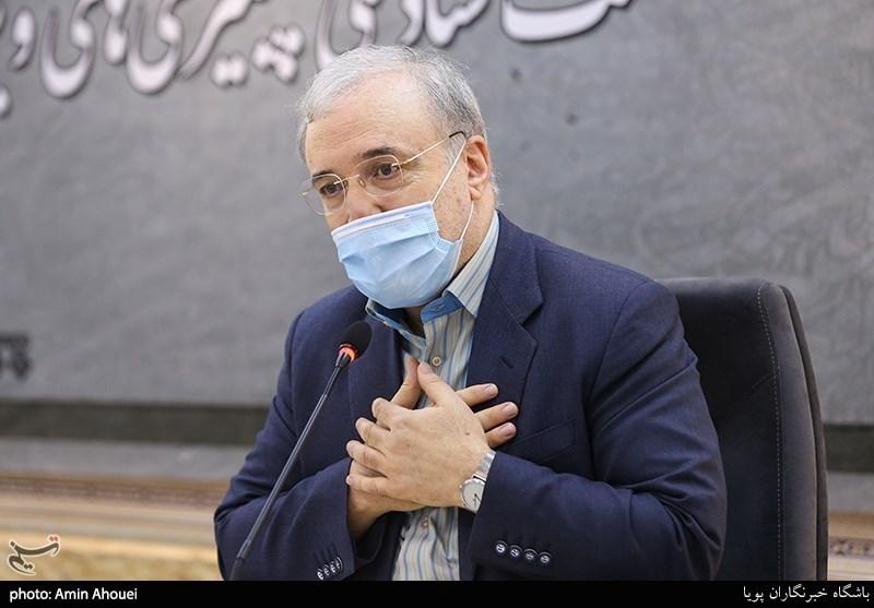 وزیر بهداشت: از سربازانم در جبهه سلامت شرمسارم!