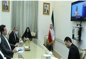 مباحثات ایرانیة - روسیة لتعزیز التعاون الاعلامی بین البلدین
