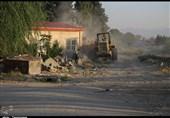 بخش عظیمی از اراضی شمیرانات آزادسازی شد/ 61 مورد تخریب و قلع و قمع