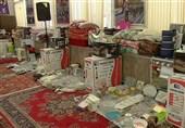 زوجهای جوان مناطق محروم استان مرکزی جهیزیه دریافت میکنند