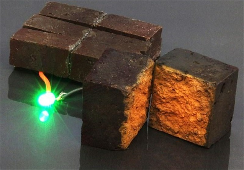 Smart Bricks Can Store Electricity Just Like Batteries