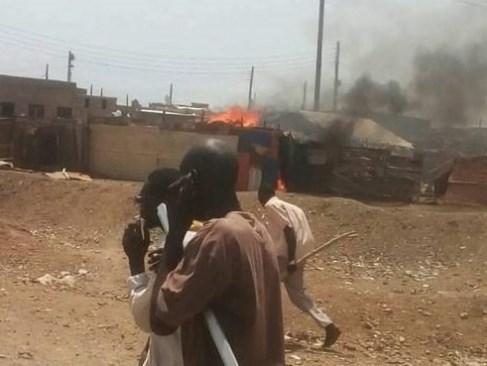 اعلام حالت فوق العاده در دارفور سودان