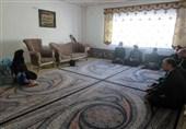 فرمانده سپاه کردستان با خانواده شهدای حادثه تروریستی رمضان دیواندره دیدار کرد+ تصاویر