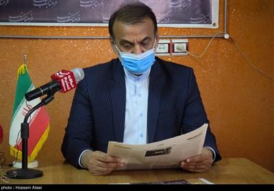 مدیرکل فرهنگ و ارشاد اسلامی خوزستان از خبرگزاری تسنیم بازدید کرد+ به روایت تصویر
