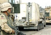 انفجار بمب در مسیر کاروان نظامی ائتلاف آمریکایی در جنوب عراق/ «سرایا ثوره العشرین» مسئولیت انفجار را بر عهده گرفت