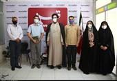 بازدید مسئولان از دفتر استانی تسنیم در قزوین-بخش سوم به روایت تصاویر