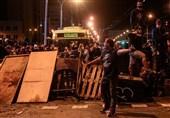 اعتراضات مردم بلاروس به مسکو و لندن هم کشیده شد + تصویر
