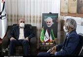 مدیرکل بیمه ایران در استان کرمان از دفتر تسنیم بازدید کرد